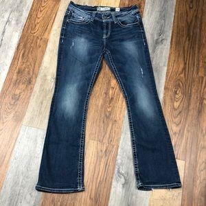 BKE Culture boot cut jeans size 32R